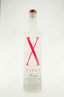 X Rated Vodka 750ml