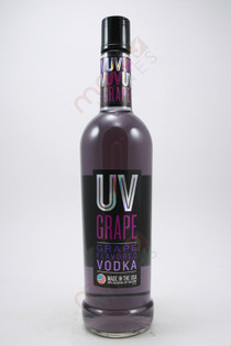 UV Grape Vodka 750ml