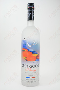 Grey Goose Orange Vodka 750ml