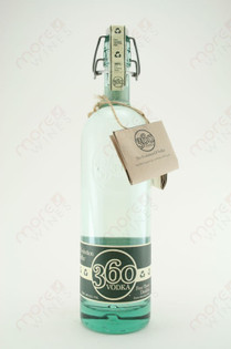 360 Vodka 750ml