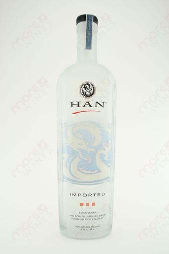 Han Vodka 750ml