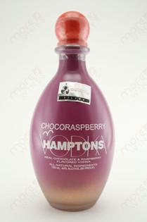 Hamptons Chocoraspberry Vodka 1L