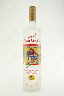 Vincent Van Gogh Wild Appel Vodka 750ml