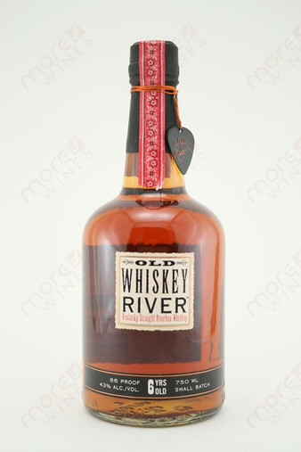 Old Whiskey River Kentucky Straight Bourbon Whiskey 750ml