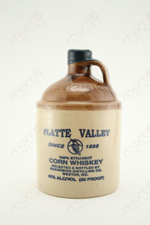 McCormick Platte Valley 100% Straight Corn Whiskey 750ml