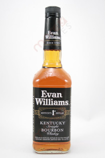 Evan Williams Sour Mash Kentucky Straight Bourbon Whiskey 750ml