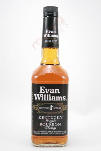 Evan Williams Sour Mash Kentucky Straight Bourbon Whiskey 750ml
