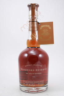 Woodford Reserve Master's Collection Oat Grain Kentucky Straight Bourbon Whiskey 750ml