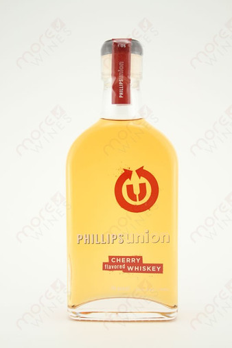 Phillips Union Cherry Whiskey 375ml