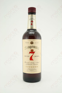 Seagram's Seven Crown Blended Whiskey 750ml