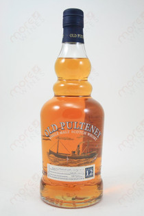 Old Pulteney Single Malt Scotch Whiskey 750ml