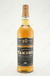 Tamdhu Highland Single Malt Scotch Whisky 750ml