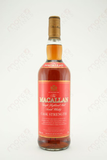 The Macallan Single Highland Malt Scotch Whiskey 750ml