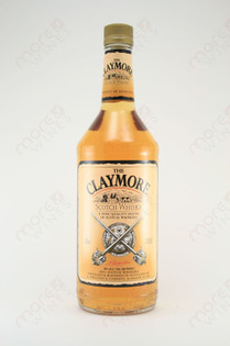 The Claymore Scotch Whisky 1L