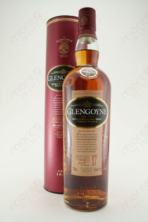 Glengoyne 17 Years Single Highland Malt Scotch Whisky 750ml