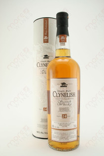 Clynelish Single Malt Coastal Highland Scotch Whisky 14 Year Old 750ml
