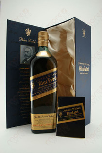 Johnnie Walker Blue Label Scotch Whisky 750ml