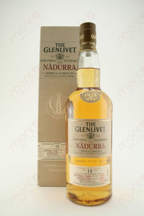 The Glenlivet Nadurra Single Malt Scotch Whisky 16 Year Old 750ml