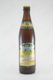 Ayinger Brau-Weisse Hefe-Weizen 16.9 fl oz
