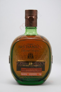 Buchanan's Special Reserve Blended Scotch Whisky 18 years 750ml