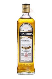 Bushmills Original Blended Irish Whiskey 750ml