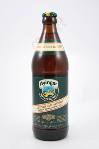Ayinger Oktober Fest-Marzen 16.9 fl oz