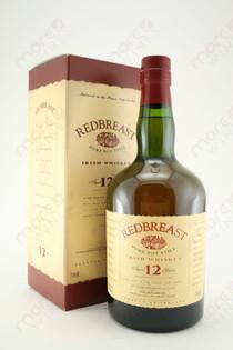 Redbreast Irish Whiskey 750ml