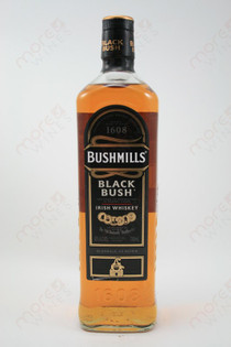 Bushmills Black Bush Irish Malt Whiskey 750ml