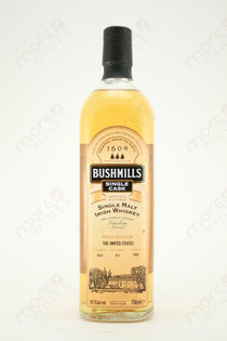 Bushmills Single Cask Single Malt Irish Whiskey 750ml