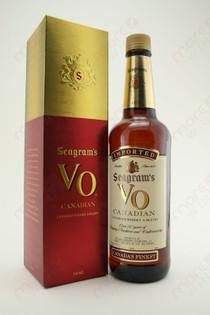 Seagram's VO Blended Canadian Whisky 750ml