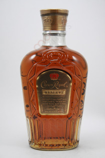 Crown Royal Reserve Blended Canadian Whisky 750ml