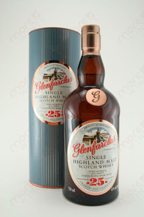 Glenfarclas 25 Year Single Highland Malt Scotch Whisky 750ml