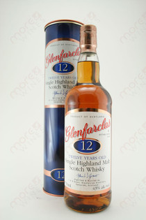 Glenfarclas 12 Year Single Highland Malt Scotch Whisky 750ml