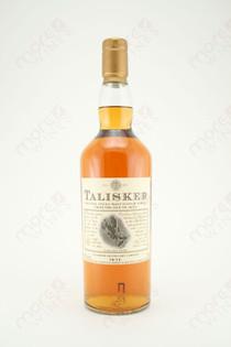 Talisker Single Malt Scotch Whisky 10 years 750ml