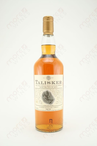 Talisker Single Malt Scotch Whisky 10 years 750ml
