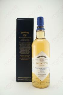 Scott's Selection Bruichladdich 1990 Single Islay Malt Scotch Whisky 750ml