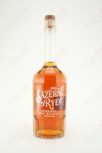 Sazerac Rye Straight Rye Whiskey 750ml