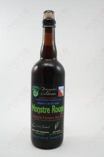 De Proefbrouwerij Brewery Monstre Rouge Imperial Flanders Red Ale