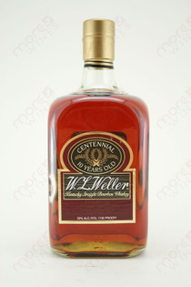 W. L. Weller Centennial 10 Straight Bourbon Whiskey 750ml