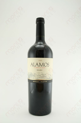 Alamos Malbec 2005 750ml