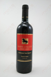 Brave Stallion Vineyards Cabernet Sauvignon 2005 750ml