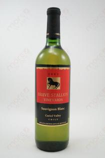 Brave Stallion Vineyards Sauvignon Blanc 750ml