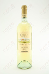 Cavit Delle Venezie Pinot Grigio 750ml
