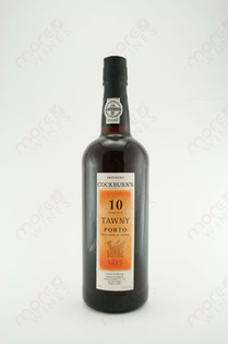 Cockburn's 10 Year Old Tawny Porto 750ml