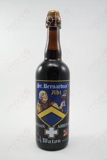 St. Bernardus Abt 12 Ale
