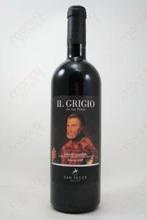 Il Grigio da San Felice Chianti Classico 750ml