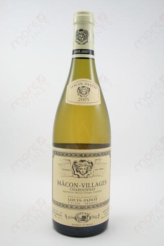 Louis Jadot Macon Villages 2005 750ml