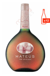 Mateus Original Rose Wine Case Free Ship