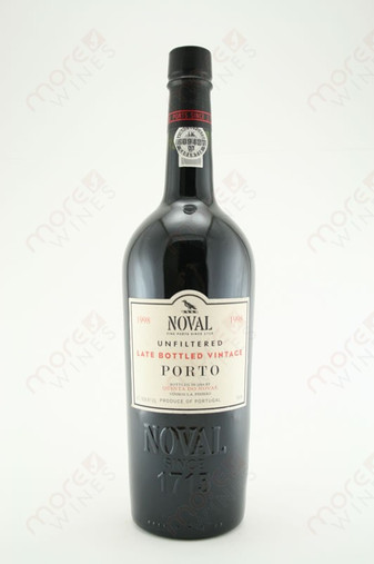 Noval Unfiltered Late Bottled Vintage Porto 750ml