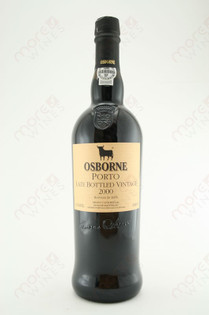 Osborne Porto Late Bottled Vintage 2000 750ml